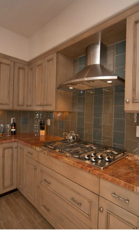 Choosing the right kitchen countertops canyon cabinetry for Kitchen cabinets tucson
