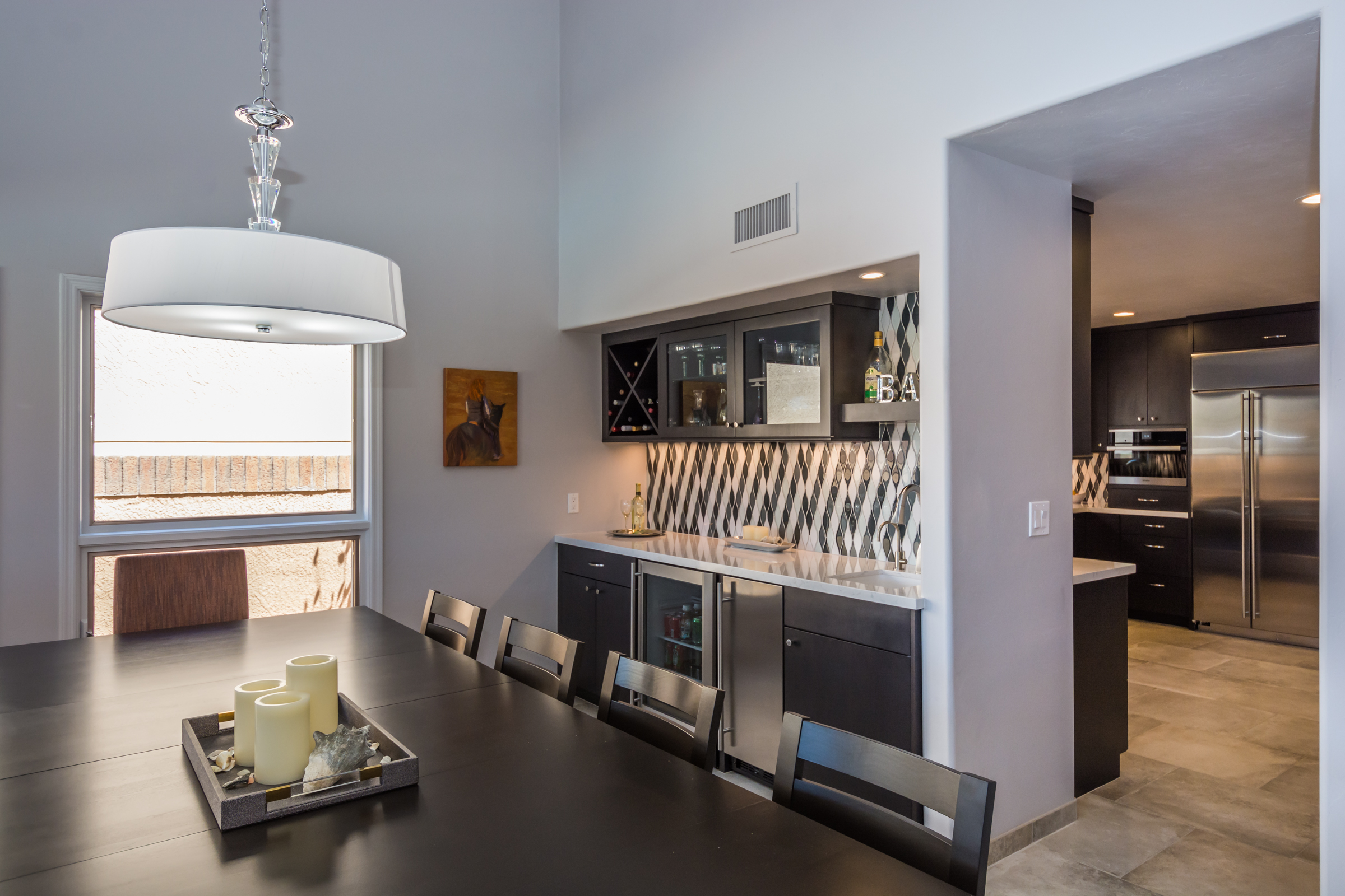 complete transitional home remodel - Canyon Cabinetry ...